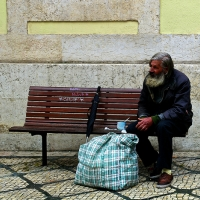 The Homeless Man Who Helped
