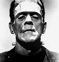 """FRIEND, GOOD.""    [quote from Dr. Frankenstein's ""monster""]"