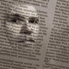 face in news